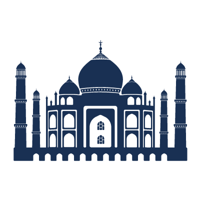 A6 Taj Mahal